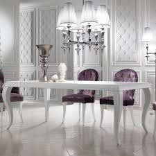 luxury italian designer lacquered dining table juliettes