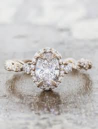 rings design images images Dory oval diamond in rose gold twisted band ken dana design jpg