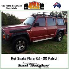 nissan patrol ute australia kut snake flare kit nissan gq y60 patrol ute kit