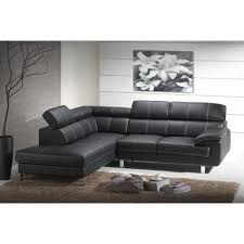 canapé d angle cuir conforama salon en cuir conforama maison design wiblia com