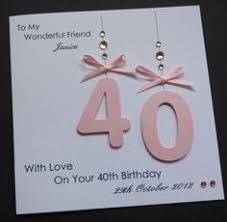 card invitation design ideas 40th birthday card ideas elegant and