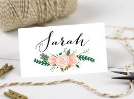 wedding place cards 25 best printable wedding place cards ideas on diy