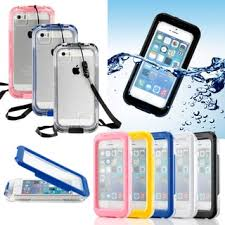 gearonic waterproof snow proof durable case cover for iphone 5 5s