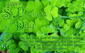 happy saint patrick u0027s day greetings pictur