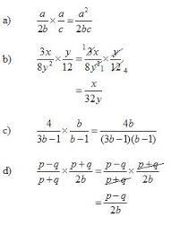 collection of solutions multiplication of rational algebraic