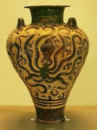 Minoan Octopus Vase Ipernity Pict17162bc Minoan Palace Style Amphora With Octopus