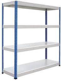 Heavy Duty Shelves by Muscle Rack 5 Tier Heavy Duty Metal Shelving Unit Edsal Bh