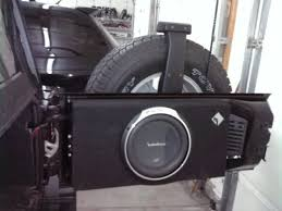 jeep wrangler speaker box anyone subs in their yj page 2 jeep wrangler forum