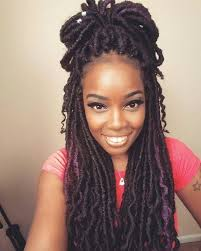 faux dreads with marley hair unique faux locs with marley hair pinterest faux locs hairstyles