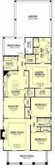 Narrow Townhouse Floor Plans Perfect For Narrow Lots Hwbdo10424 Bungalow House Plan From