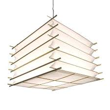 Japanese Ceiling Light Japanese Ceiling Lighting Cubelight 30 Cm Asian Living