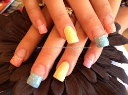 acrylic nails colored tips u2013 slybury com