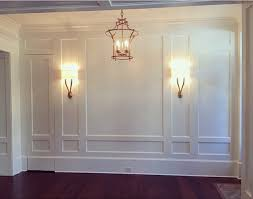 Pictures Of Wainscoting In Dining Rooms This Would Be A Beautiful Master Bedroom Lighting Pinterest