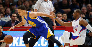 How Much Does Stephen Curry Bench Stephen Curry U0027s Move On Chris Paul Crosses Over Into Video Lore