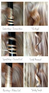 how to curl your hair fast with a wand best 25 different curls ideas on pinterest 2 curling iron type