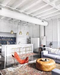 Studio Interior Design Ideas Best 25 Industrial Apartment Ideas On Pinterest Industrial Loft