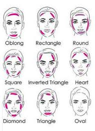 hair styles for head shapes find you re best hairstyle here home health beauty tips