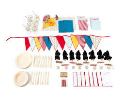 party goods woodland party goods inhabitots
