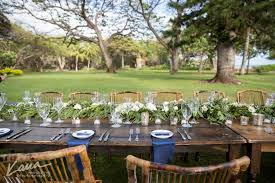wedding rentals olowalu plantation house wedding rentals hawaiian style