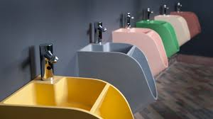 the u0027sink urinal u0027 saves water encourages men to wash hands all