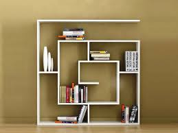 Office Bookcases With Doors Furniture Home Nice Small Corner White Home Office Design With L