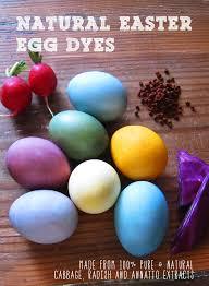 glob colors 20 off natural easter egg dyes