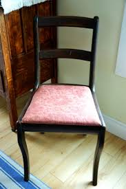 how to cover a chair how to easily re cover a chair cushion harbour home