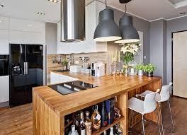 cuisine plan travail bois cuisine plan de travail bois cuisine blanche plan de travail bois