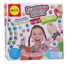 amazon com alex toys craft foil bead maker toys u0026 games