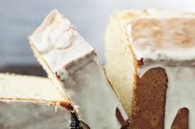 cream cheese pound cake recipe epicurious com