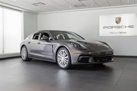 porsche panamera 4 for sale 2018 porsche panamera 4 for sale in colorado springs co 18001