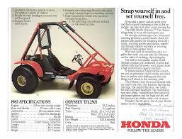 honda odyssey fl250 tires honda odyssey atv pictures vintage ads brochures promo photos