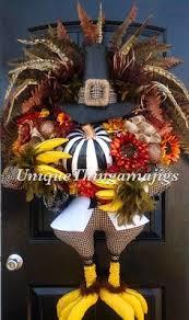thanksgiving wreath turkey wreath rustic wreath