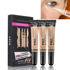 full cover primer concealer cream face makeup foundation
