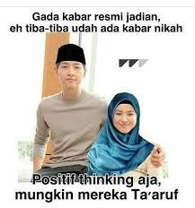 Meme Song - 10 meme song song couple menuju halal ini bikin penggemar baper