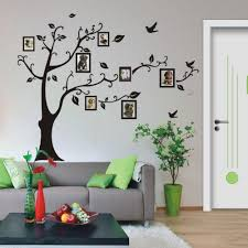 beautiful decoration tree wall decals for living room cozy ideas