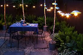 Simple Garden Ideas For Backyard Garden Lights Diy U2014 One Kings Lane