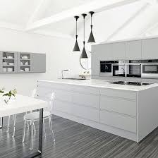 white and gray kitchen ideas grey and white kitchen designs rapflava