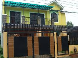two storey house design colorful 2 storey house design model 4 home ideas
