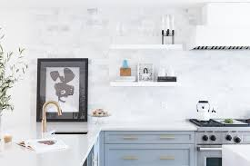 Kitchen Cabinets With Pulls Gray Lower Kitchen Cabinets With Brushed Brass Pulls