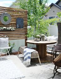 Backyard Ideas On A Budget Patios Small Patio On A Budget Small Patio Spaces Small Patio And