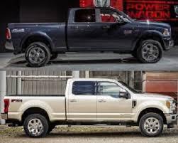 dodge ram vs f250 ram 2500 vs ford f 250 truck 2017 2018