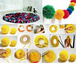 Pom Pom Rug Instructions 9 Best Crochet Images On Pinterest Ideas Para Knitting And Projects