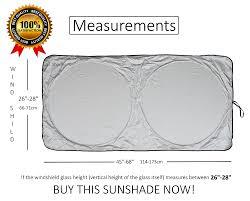 lexus amanda height amazon com a1 windshield sun shades for car suv truck minivan