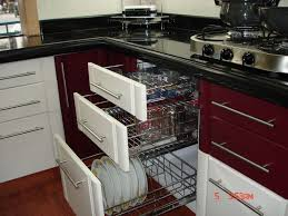 lovely modular kitchen cabinets on home design plan with modular