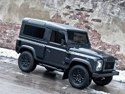kahn land rover defender 110 the stupid plastic wings but like the colour and the wheels