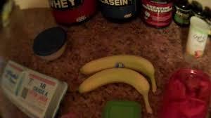 bodybuilder diet example youtube