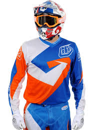 tld motocross helmets troy lee designs blue orange 2015 gp air vega mx jersey troy lee