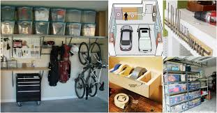 Organizing U0026 Storage Tips For by 49 Brilliant Garage Organization Tips Ideas And Diy Projects