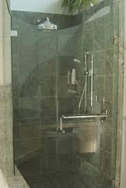 Schicker Shower Doors Ag91 Clear Waved Top Schicker Luxury Shower Doors Inc